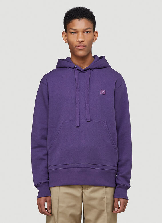 Acne Studios Logo Hooded Sweatshirt 1
