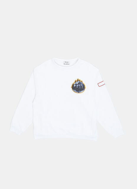 Flames Sweatshirt