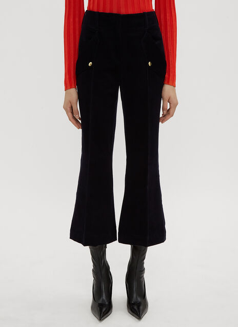 Acne Studios Flared Pants