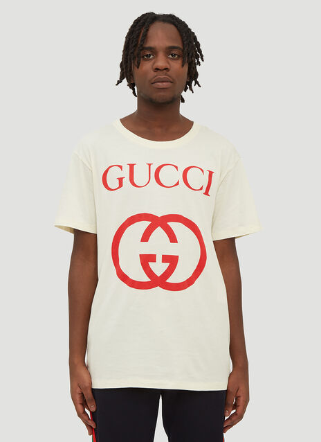 Gucci Interlocking GG T-Shirt