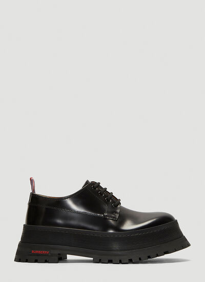Burberry Jefferson Chunky Derby Shoes