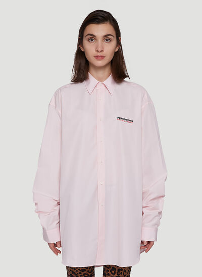 Vetements Haute Couture Shirt