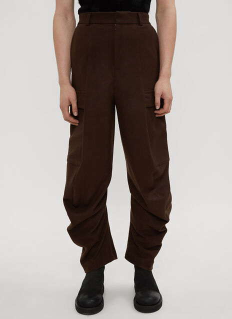Hours Melton Wide Leg Pants