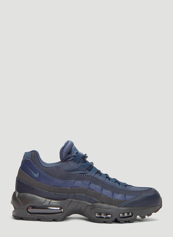 best sneakers a942a f2f6c Nike Air Max 95 Essential Sneakers in Navy | LN-CC