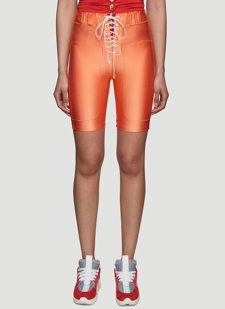 Unravel Project Football Cycling Shorts