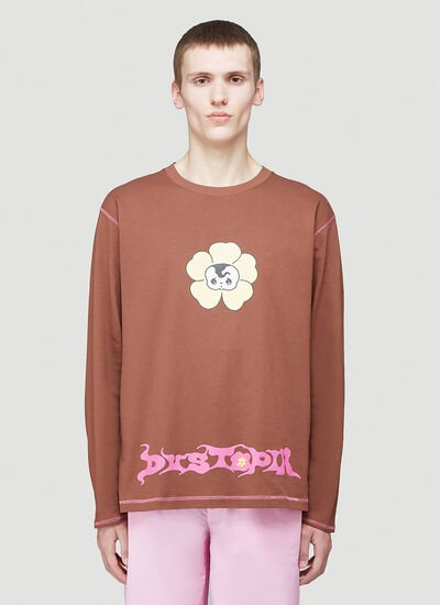 Heaven by Marc Jacobs Dystopia Long Sleeved T-Shirt