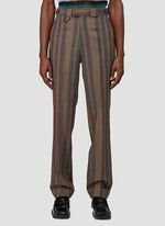 Wales Bonner ISAACS TAILORED TROUSERS