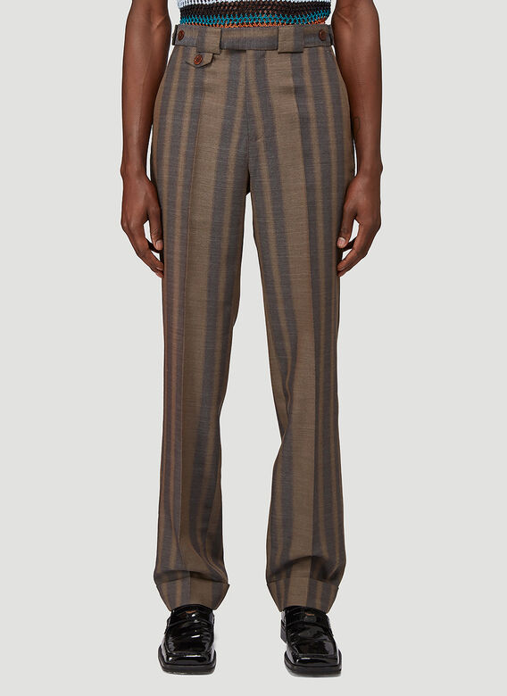 Wales Bonner ISAACS TAILORED TROUSERS 1