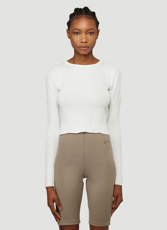 artica-arbox Knitted Sweater 1