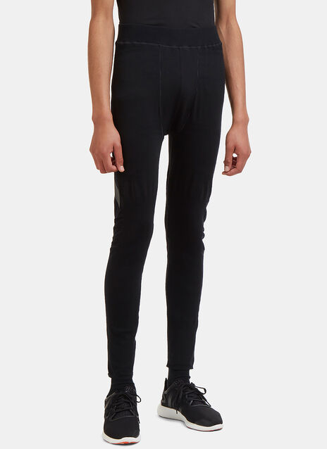 Fine Knit Technical Leggings