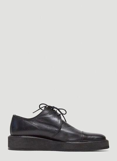ARO ARCHIVE ARCHIVE 08 YOHJI YAMAMOTO Double Sole Pointed Shoes