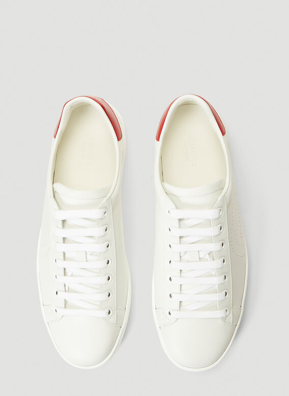 Gucci Ace Leather Sneakers 2