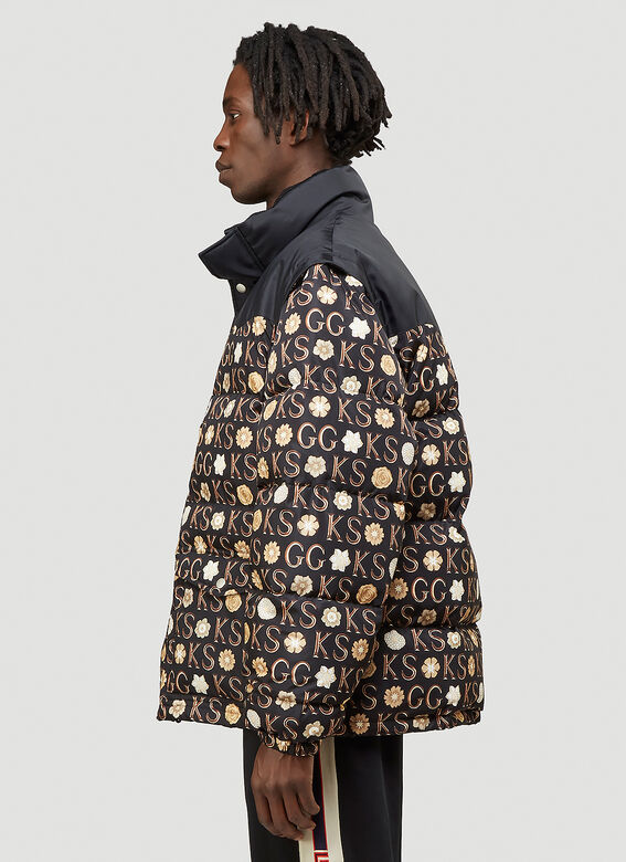 Gucci LOOK 32 PUFFER JACKET 3