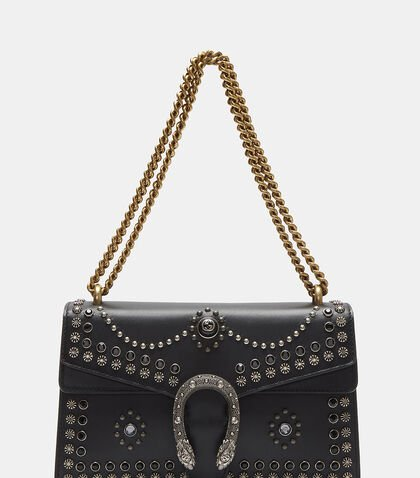 Dionysus Studded Shoulder Bag