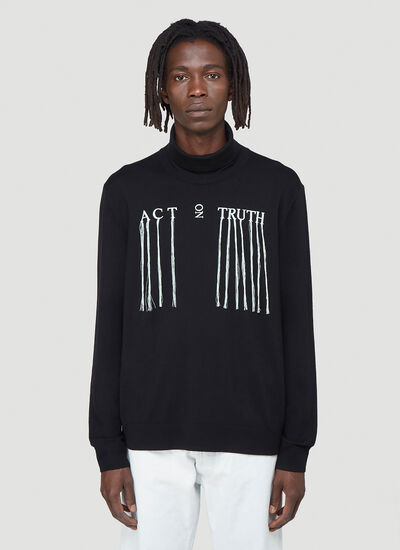 Acne Studios Embroidered Sweater
