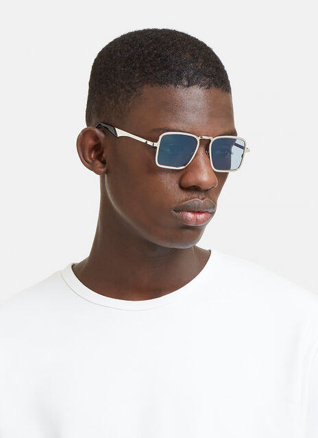 Min New York Barrel Sunglasses