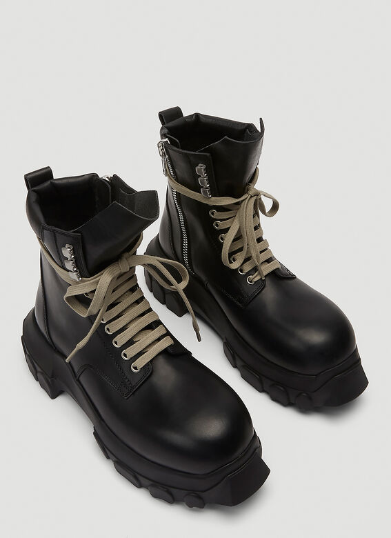 Rick Owens ARMY BOZO TRACTOR LGE 2