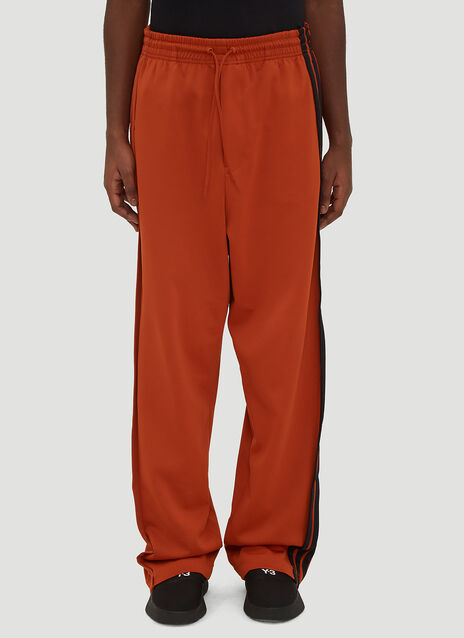 Y-3 Three Stripe Track Pants
