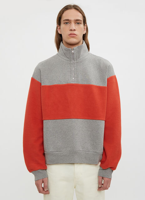 Acne Studios Half-Zip Sweater