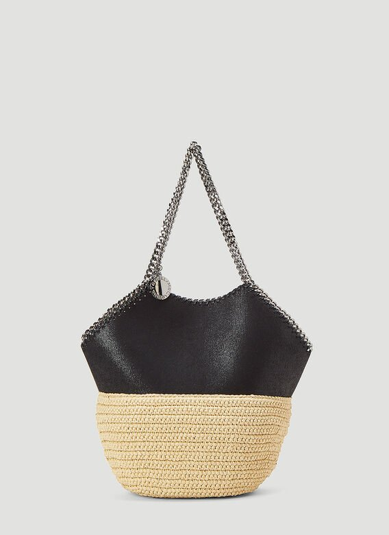 Stella McCartney Medium Tote Bag Half Half 1
