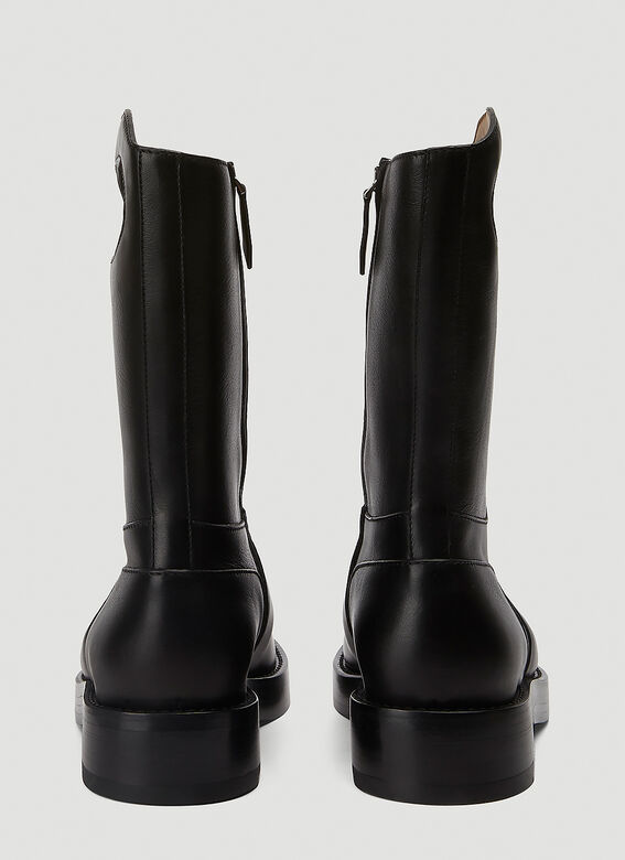 Burberry ALL LOOKS: Ankle Boot with Handle 4