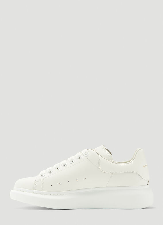Alexander McQueen leather sneaker 3