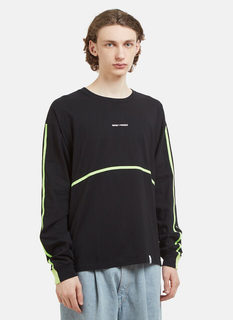 Magic Stick Long Sleeve Midnight Paradice T-Shirt