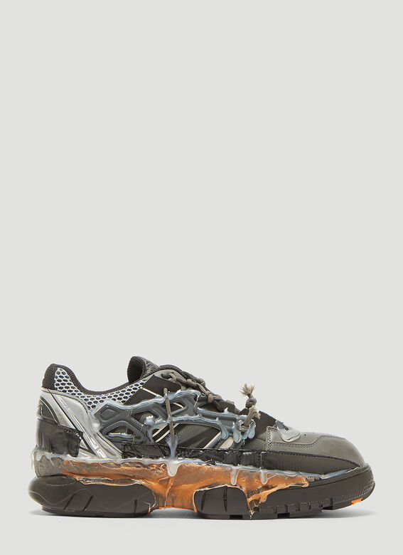 more photos 81627 84bef Maison Margiela Fusion Sneakers in Grey | LN-CC