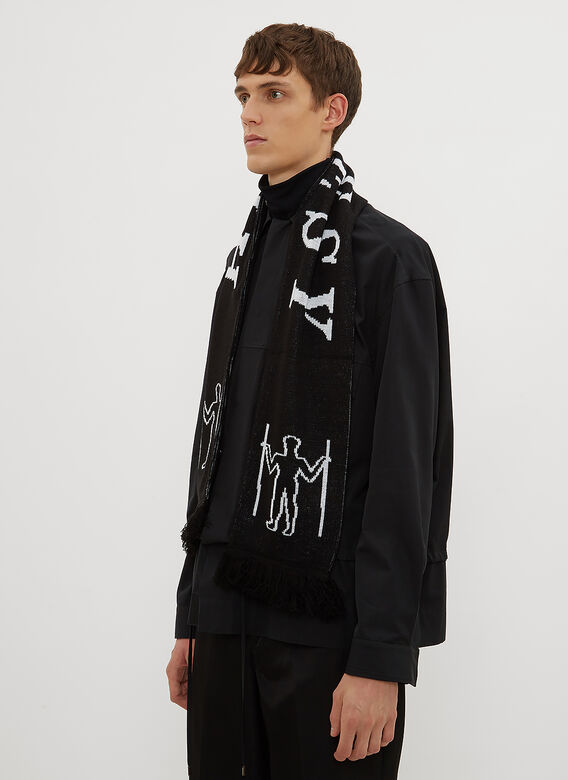 Heresy Hill Giant Scarf