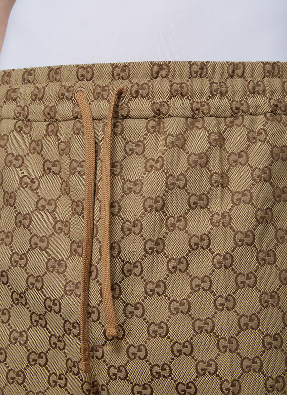 Gucci PANT GG CANVAS 5