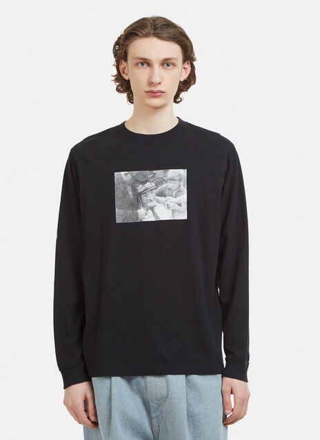 Heresy Long Sleeve Folklore Research Top