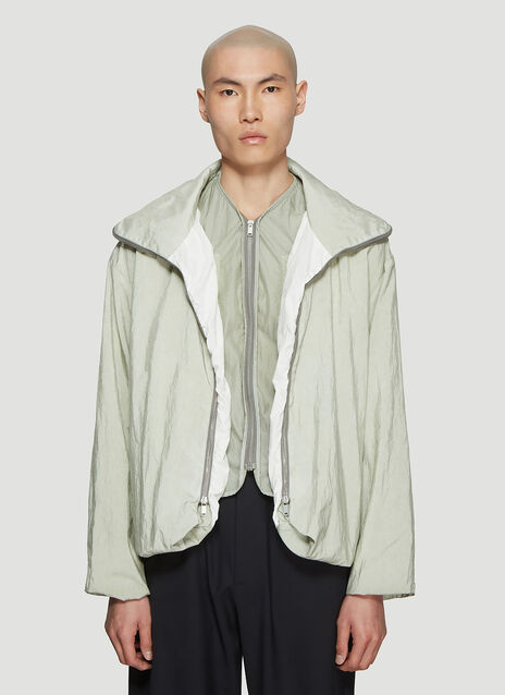 Jil Sander Suez Gd Zip Jacket