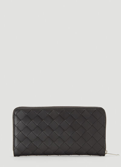 Bottega Veneta Zip-Around Wallet