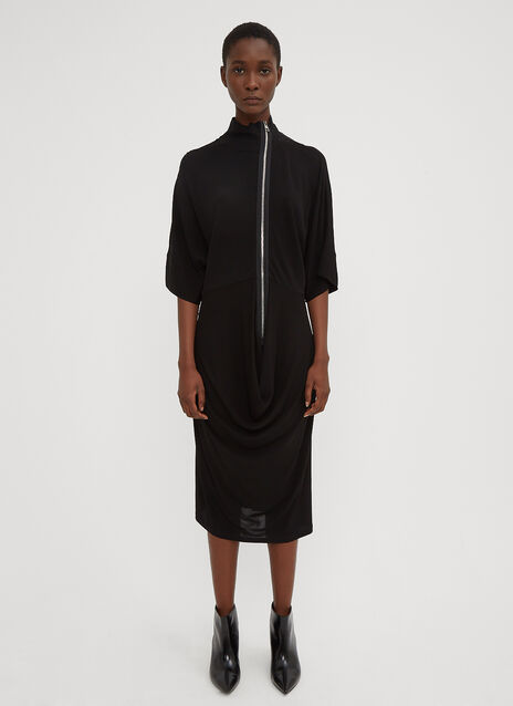 JW Anderson Draped Skirt Dress