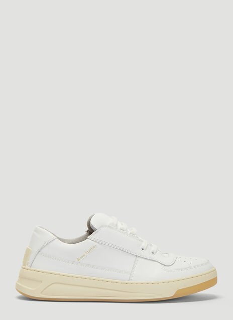 Acne Studios Perey Lace Up Sneakers b1a0ccd28b0