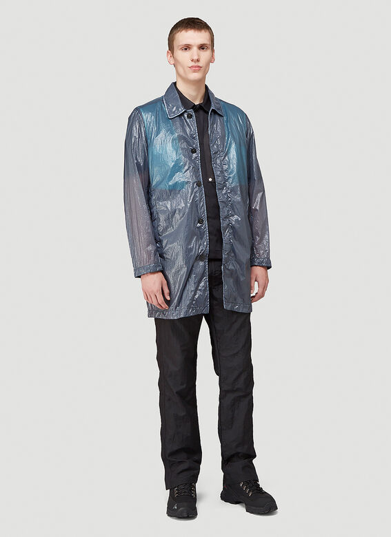 Stone Island TRENCH COAT_PACKABLE - 2