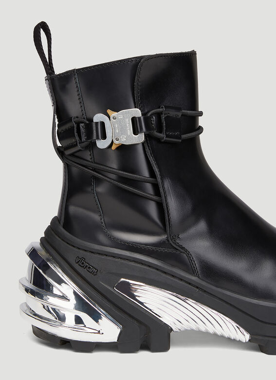 1017 ALYX 9SM Low Buckle Boots 5