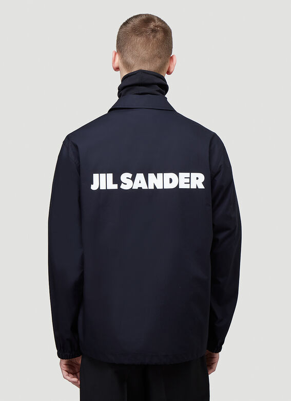Jil Sander ESSENTIAL OUTDOOR 03 PNT - TECHNICAL POPLIN WATER REPELLENT 4