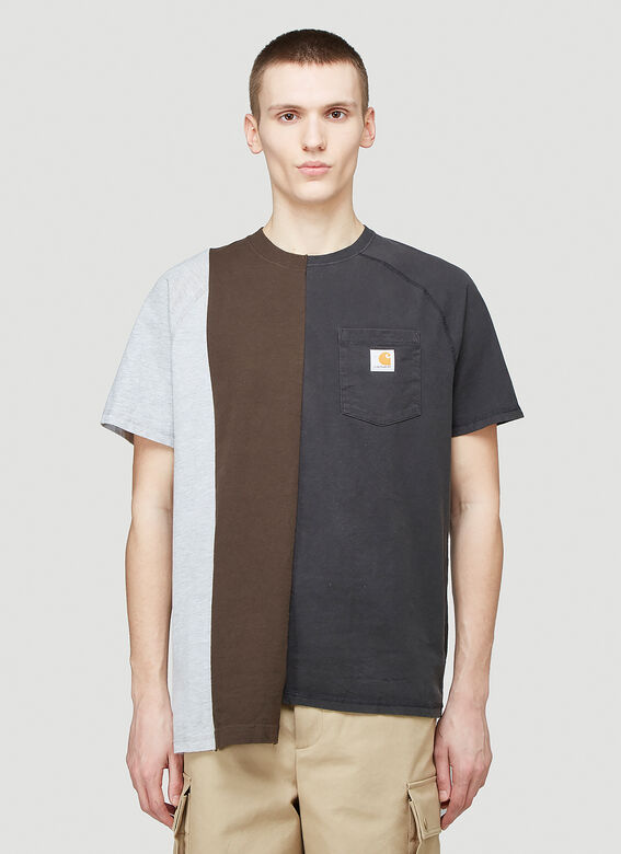 (Di)vision Reworked Carhartt Triple Split T-Shirt 1