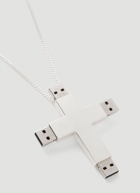 United Standard CROSS NECKLACE 4