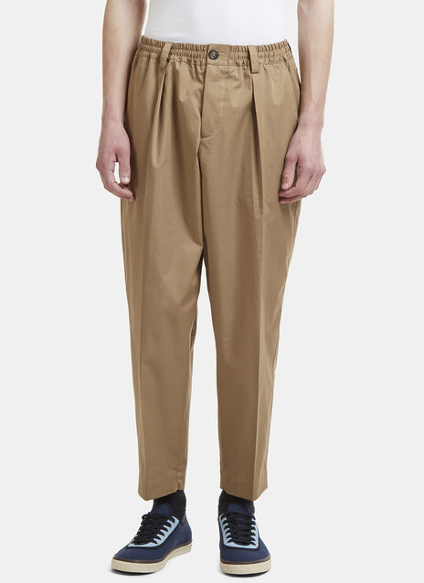 Marni Cropped Tailored Pants