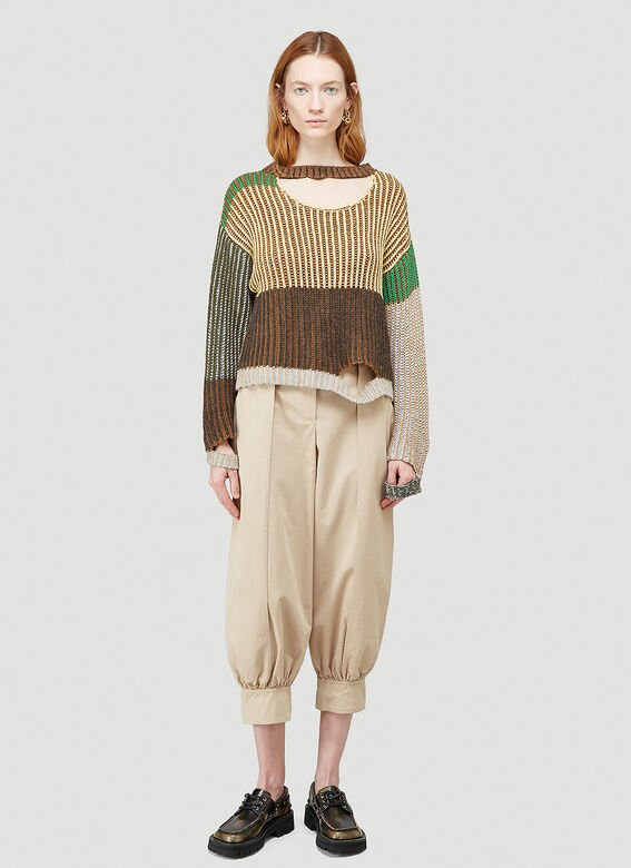 JW Anderson TAPERED TROUSERS 2
