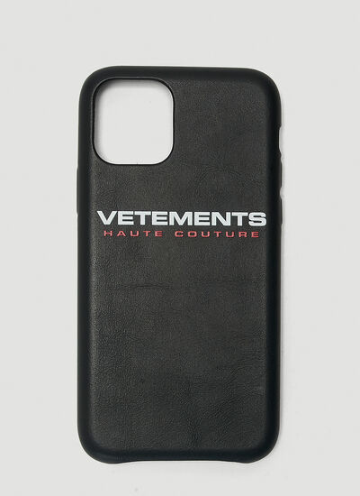 Vetements Haute Couture iPhone 11 Pro Case