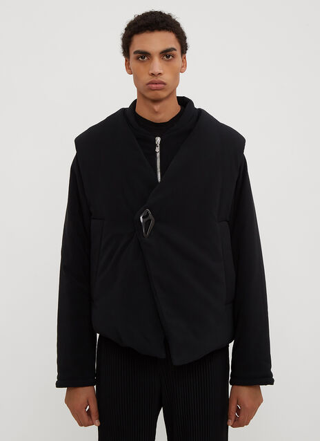 Namacheko Asymmetric Barbara Jacket