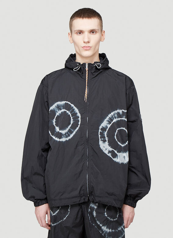 Aries Tie-Dye Windcheater Jacket 1