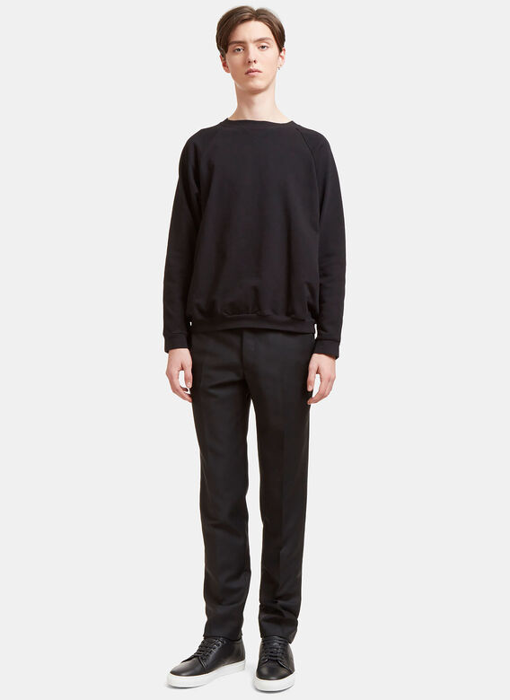 Aiezen AIEZEN Cotton Crew Neck Sweater 2