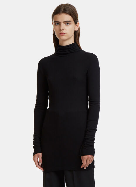 Long Roll Neck Sweater