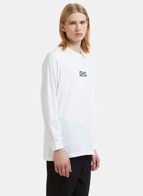 Veni Vedi Vici Flat Pack Graphic Long Sleeve T-Shirt