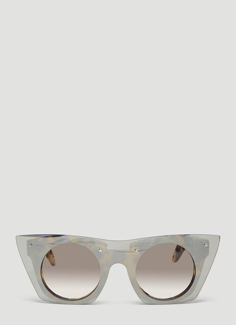 Kuboraum Mask U6 Square Sunglasses