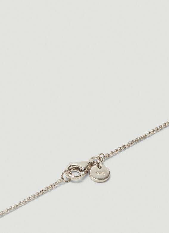 Tom Wood 10.10 Fortune Pendant Necklace 3